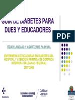 Guia Diabetes Para Dues Ye Duc Adores
