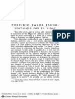 Porfirio Barba Jacob