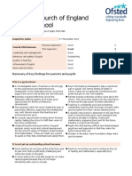 Shalfleet Primary School Ofsted Report, November 2014