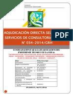 Bases Carretera Conchumayo