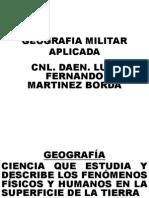 Ayudas Geografia Militar Aplicada