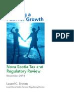 Tax and Regulatory Review Nov 2014