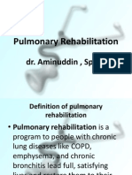 Pulmonary Rehabilitation PP
