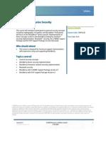 BlackBerry Enterprise Security