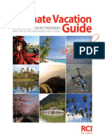 Rci Vacation Guide