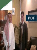 Bersama Dr. Saleh Malaika, Rusd Interl Hoding Group