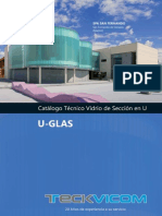Catalogo Tecnico U-Glas