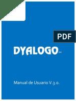Manual de Configuracion e Instalaion DYALOGO CBX V3 Manual 19 Noviembre 2014- Copia