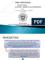 Kimia medisinal (diabetes ketoasidosis)
