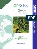 Cp Kelco - Carrageenan Book