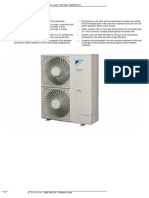 Daikin Sky Air (RZQS-DV1) Outdoor Technical Data Book