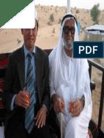 Bersama Syeh Al Haj Saeed Lootah- Di Dubai