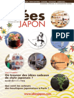 Journal Idees Japon Automne 2013