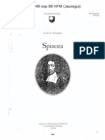 Parkinson- Spinoza