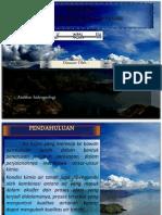 prosedure kimia dan pemetaan MAT