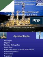 Simulação Offshore