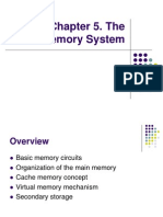 Chapter 5-The Memory System