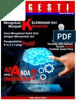 Majalah Kekuatan Sugesti Edisi Maret 2014