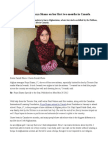 roya shams - afghan teen