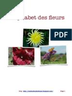 L'Alphabet Des Fleurs