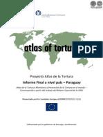 ATLAS DE LA TORTURA - PARAGUAY - CODEHUPY - PORTALGUARANI