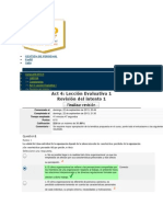 Leccion Evaluativa 1 Gestion de Personal
