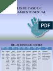 Analis de Caso de Hostigamiento Sexual