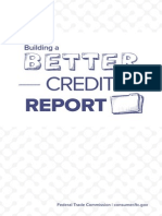 PDF 0032 Building a Better Credit Report