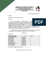 Carta de Solicitud de Permiso a La Junta Comunal El Fortin
