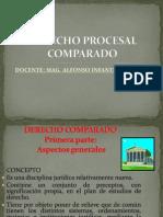 DERECHO PROCESAL COMPARADO 2.ppt