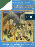 Sistema de Oposiciones en La Comunidad de Sarhua