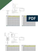 Diagrama de cargas de torres 138 kV