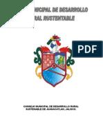 Plan Municipal de Desarrollo Urbano Sustentable Juanacatlán