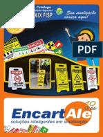 Catalogo 2013 placa de sinalização