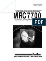 MRC7700 Manual