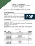 Mat102e-Ders Bilgileri Bahar2012 Course Description Fall2012