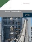 Reporte Financiero 2011 HOLCIM