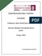 Comunicaciã_n Oral y Escrita