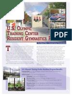 US Olympic Gymnastics Program