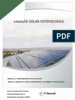 Tema 2.6. Normativa Para Componentes y Sistemas Fotovoltaicos Texto 2013