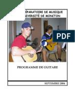 Prog Guitare