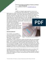Effectiveness of Coanda Screens for Removal of Sediment Nutrients and Metals - Steve Esmond
