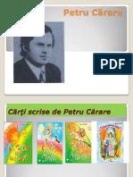 Petru Cărare