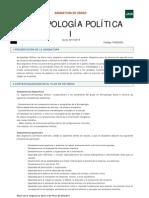 Guía Política I