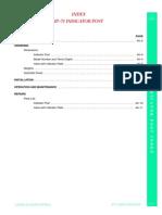 IP-71 Adjustable Indicator Post