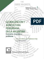 Globalizacion y Agricultura Periurbana en la Argentina