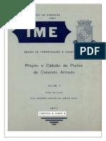 Projeto e Cálculo de Pontes de Concreto Armado - IME - Cap II- Parte B