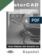 Manual de Water Cad