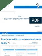 Manual Para Registro SSI Metlife