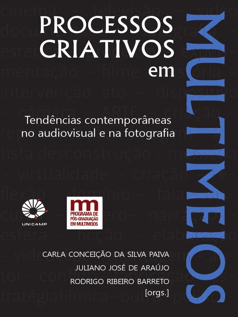 3bf366afe Processos Criativos em Multimeios  tendências contemporâneas no ...